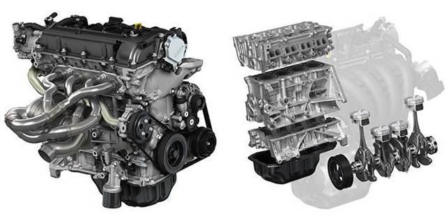 Двигатели Атенза Мазда: технические характеристики, надежность