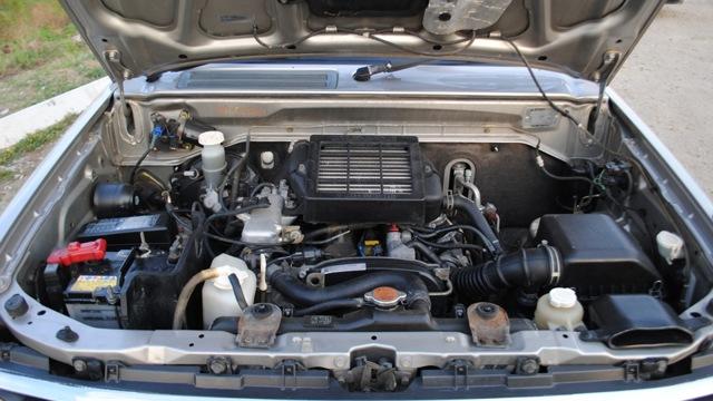 Двигатели Митсубиси Паджеро Мини: технические характеристики