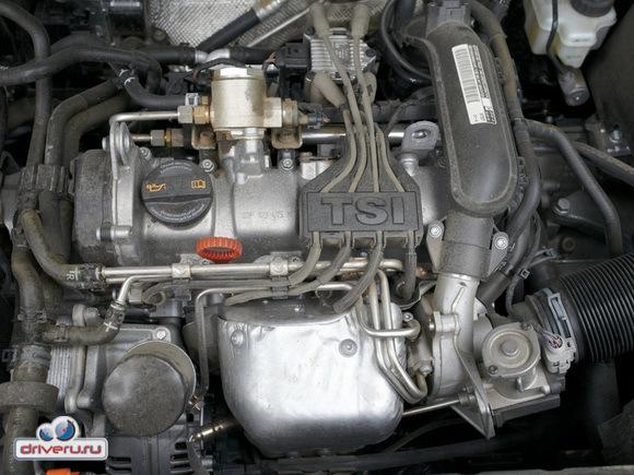 Двигатели Шкода Ети: история, технические характеристики, типичные неисправности