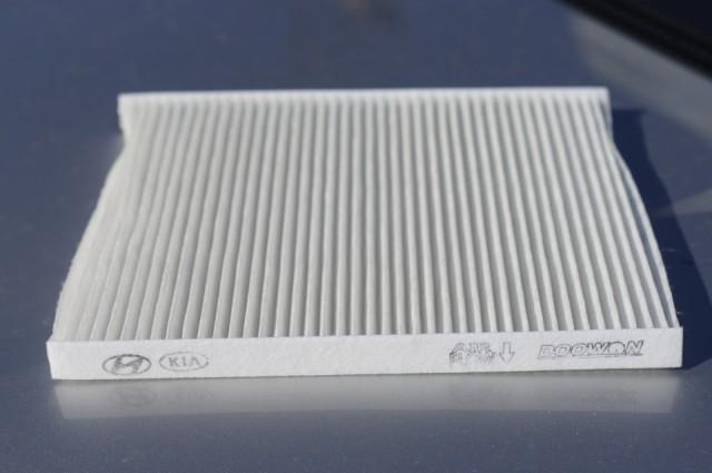 Салонный фильтр Тойота, назначание, периодичность замены, выбор