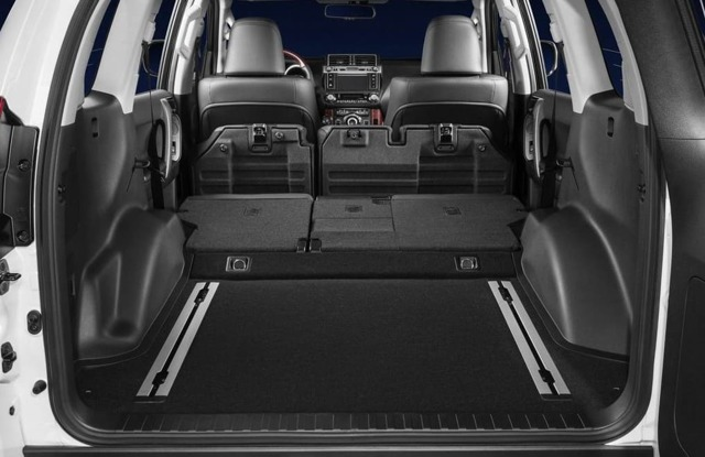 Двигатели Тойота Ленд Крузер Прадо: описание, характеристики
