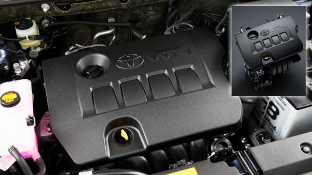 Двигатели toyota rav 4 1994-2013 годов выпуска, их марки, объем и мощность