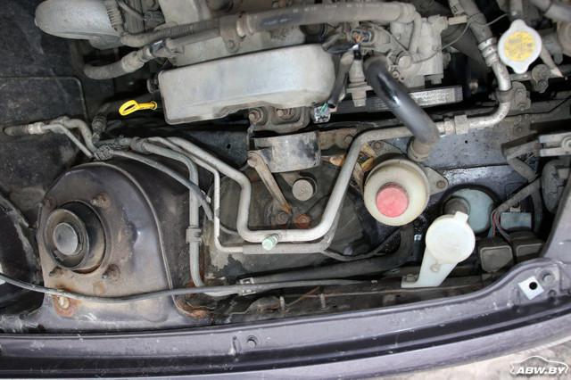 Двигатели Мазда 626: описание, надежность и ремонтопригодность