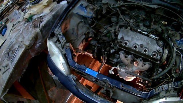 Двигатель d15b honda: характеристики, недостатки, тюнинг