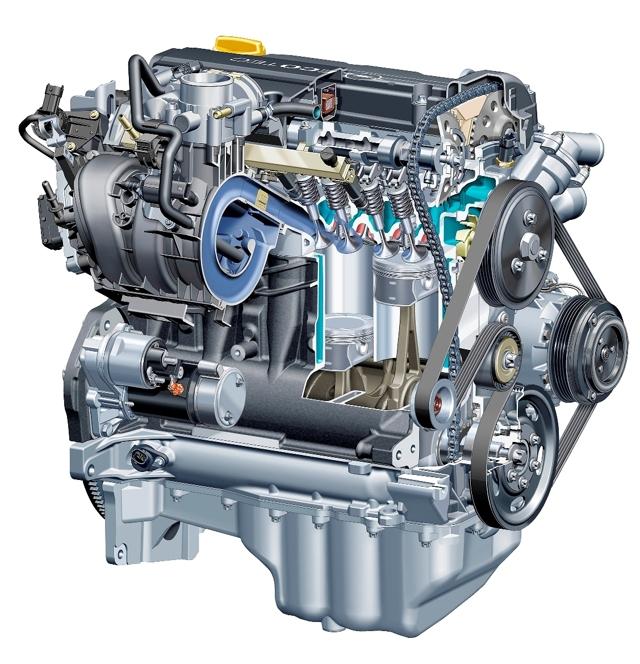 Двигатель z14xep opel: характеристики, конструкция, типичные поломки